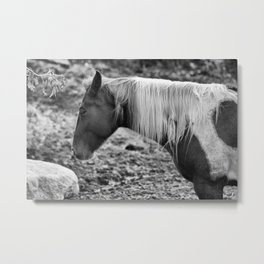 it's not the good moments! Metal Print