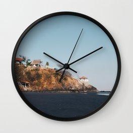 playa los mangos Wall Clock