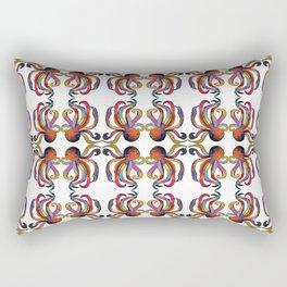 Octopus Redeux Rectangular Pillow