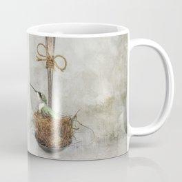 A Spoonful of Hummingbird Coffee Mug