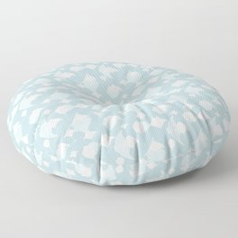 Sea of Cortez Manta Rays Floor Pillow