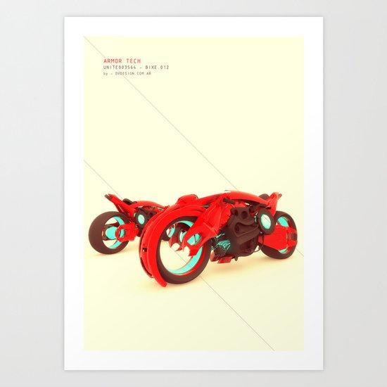 BIXE.CB12 Art Print