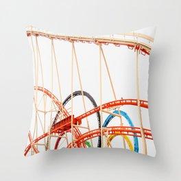 One Way To Have Fun #society6 #decor #buyart Throw Pillow