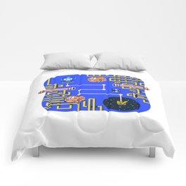 Overworld: Crash Comforters