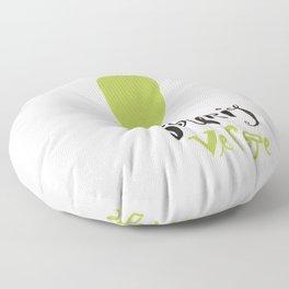 Souris Verte Floor Pillow