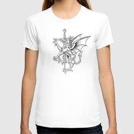 Logres Dragon T-shirt