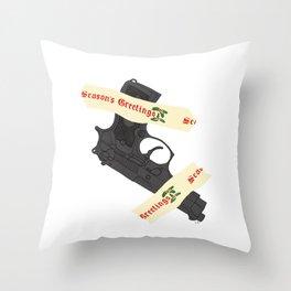 Haaaaaaans! Throw Pillow