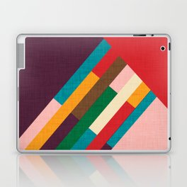 meridian purple Laptop & iPad Skin