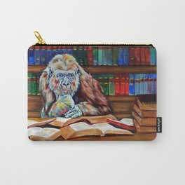 Ishmael- homage to Daniel Quinn Carry-All Pouch