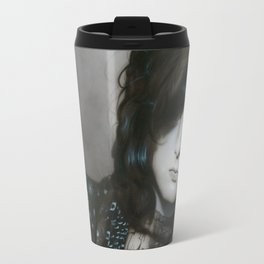 'Jimmy Page' Travel Mug