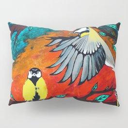 Three Little Birds Pillow Sham