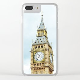 Big Ban, London Clear iPhone Case