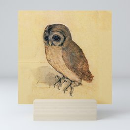 Albrecht Durer The Little Owl Mini Art Print