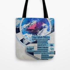 Olympus Mons - Exploration #3 Tote Bag