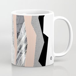 Geometric shapes 02 Coffee Mug