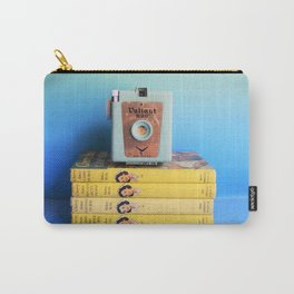 Cherry Ames & Vintage Camera Carry-All Pouch