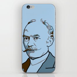 Thomas Hardy iPhone Skin