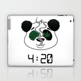 4:20 Panda (4/20 Edition) Laptop & iPad Skin