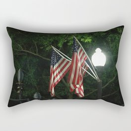 Flags Rectangular Pillow