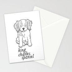 Cavalier King Charles Spaniel Stationery Cards