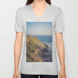 Palos Verdes Peninsula x California Photography Unisex V-Neck