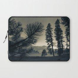 Pine Trees 2 Laptop Sleeve