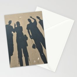 Potemkin stairs (self-portrait) Stationery Cards