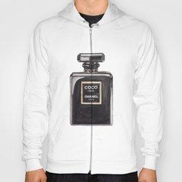 Classic Black Parfum Hoody