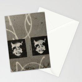 Double Devil Stationery Cards