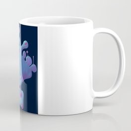 Sad Slime Girl Coffee Mug