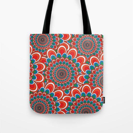 Pattern F Tote Bag