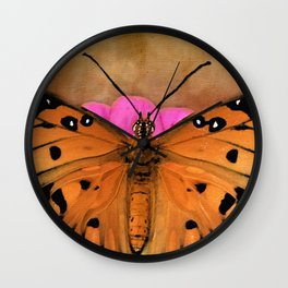 On The Spot Wall Clock