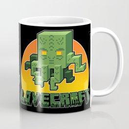 Minecraftian Coffee Mug