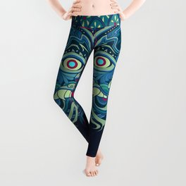 Guardian Yaksha Leggings