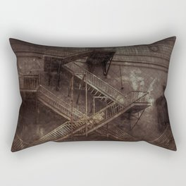 Stairway Rectangular Pillow