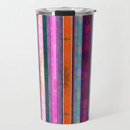 Serape Stripe Mexicali Travel Mug