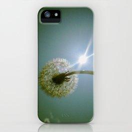 Make a wish! iPhone Case
