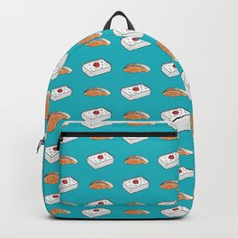 bento & salmon Backpack