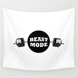 Beast mode Wall Tapestry