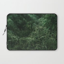 Wet grass Laptop Sleeve