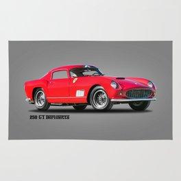 The 250 GT Berlinetta Rug