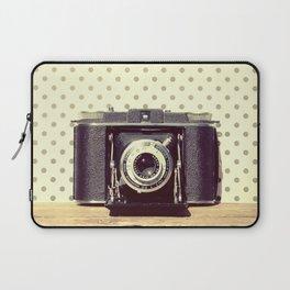 Vintage Camera Love: Ancso Speedex Standard! Laptop Sleeve