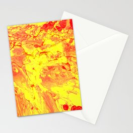 Paint Pouring 1 Stationery Cards