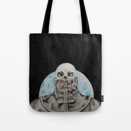 Cloak of Night Tote Bag