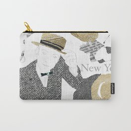 New York, 1922 Carry-All Pouch