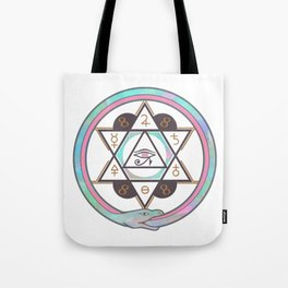 Archaic 3 Tote Bag