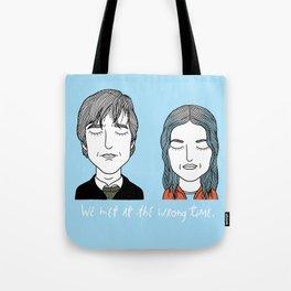 J & C Tote Bag