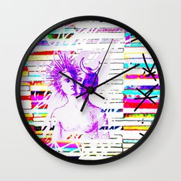 Tracy Porter / Roxy Attic: Birdie Wall Clock