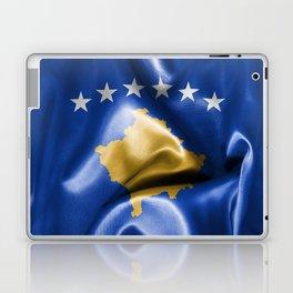 Kosovo Flag Laptop & iPad Skin