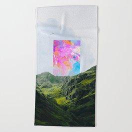 V/26 Beach Towel